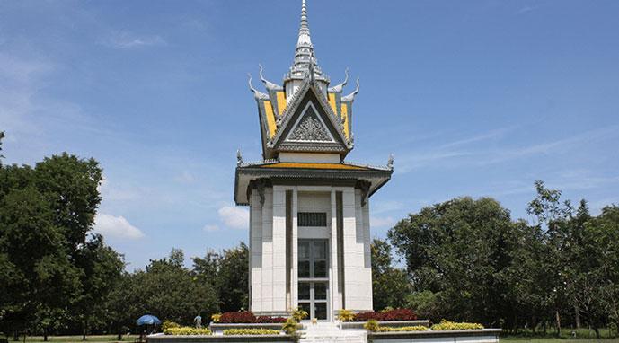 Choeung Ek, Phnom Penh, Cambodge