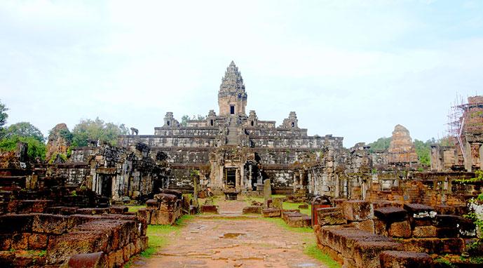 Bakong, Siem Reap, Cambodge