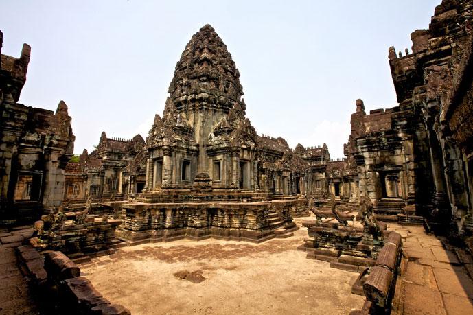Banteay Samre, Siem Reap, Angkor