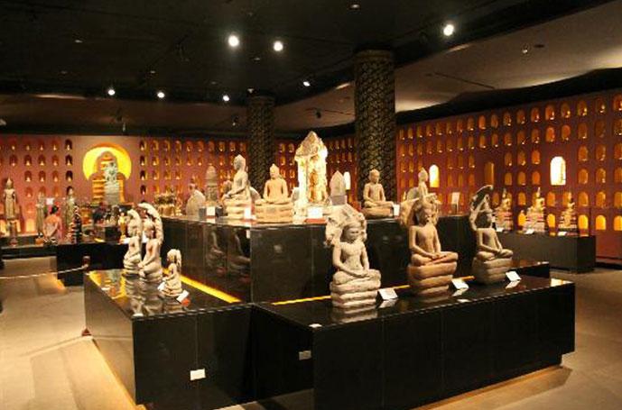 Musée National d'Angkor, Siem Reap, Cambodge