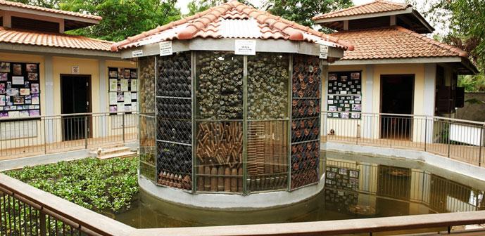 Musée des mines, Siem Reap, Cambodge