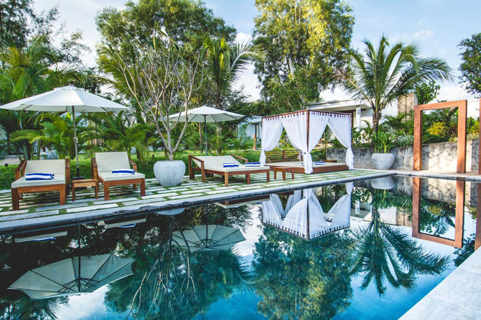Sahaa Beach Resort 4*, Sihanoukville