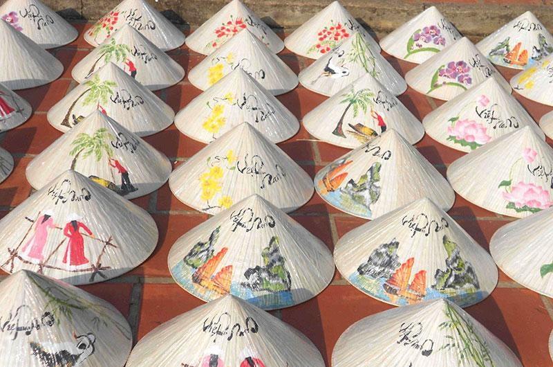 Chapeau conique, Vietnam