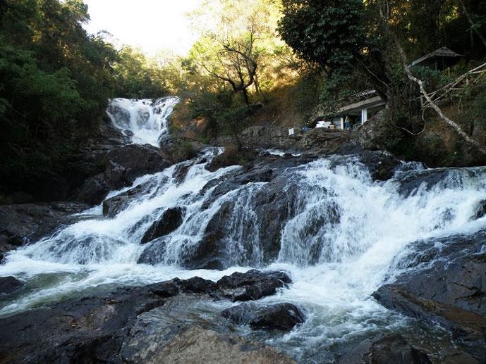 Cascade de Datanla, Dalat, Vietnam