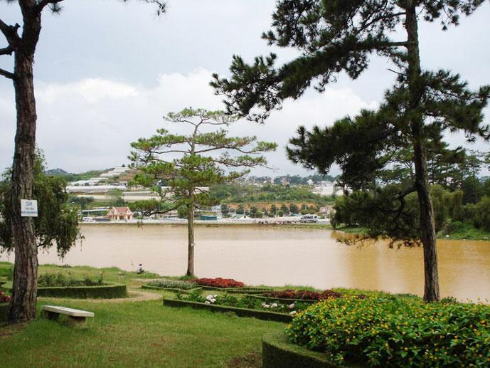 Lac des soupirs, Dalat, Vietnam