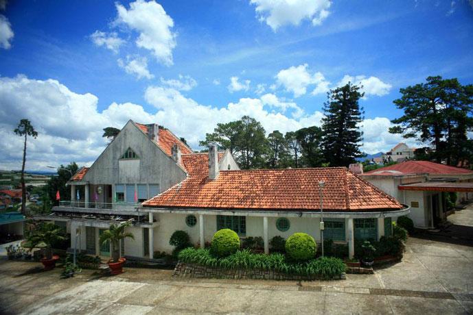 Villa de Tran Le Xuan, Dalat, Vietnam