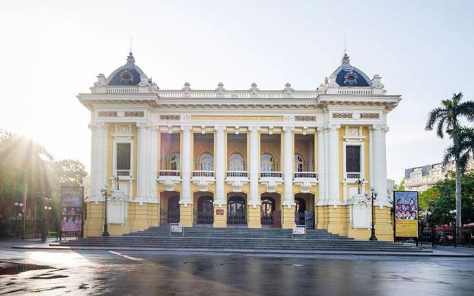 Opéra de Hanoi, Vietnam