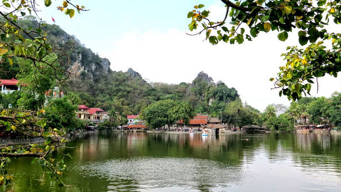 Pagode Thay, Vietnam