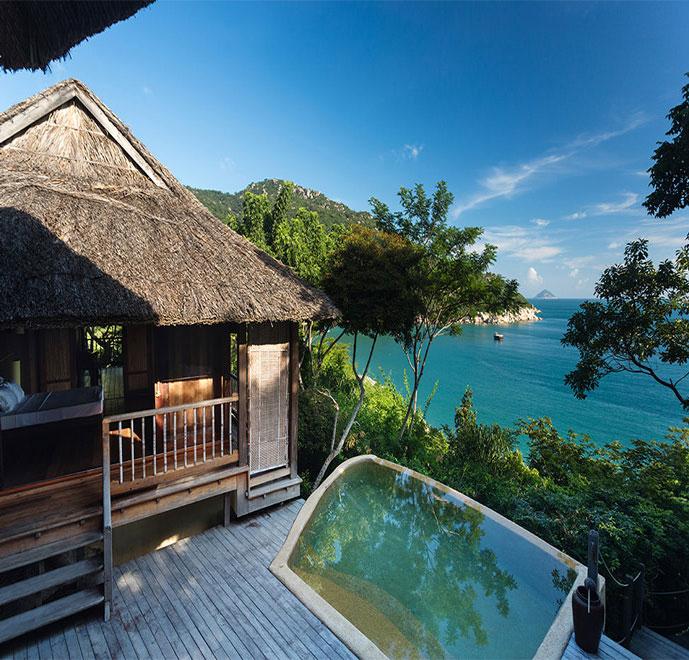 Six senses resort, Nha Trang
