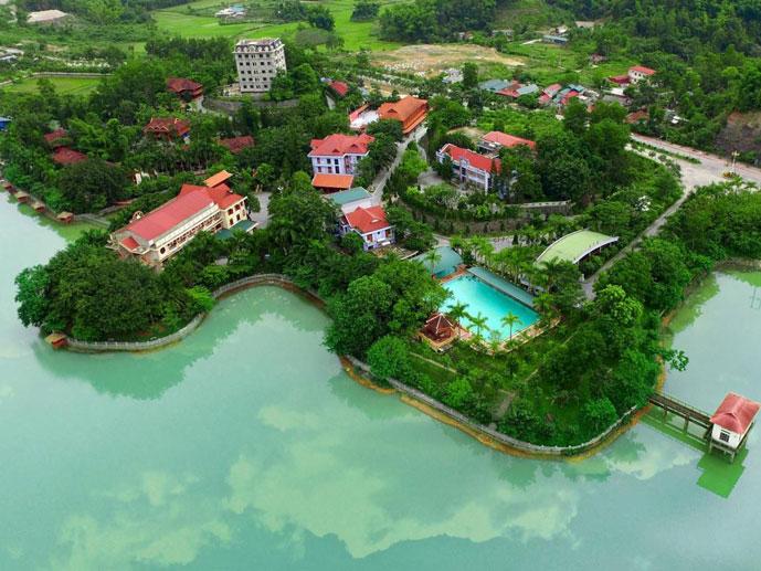 Him Lam Hotel, Dien Bien Phu, Vietnam