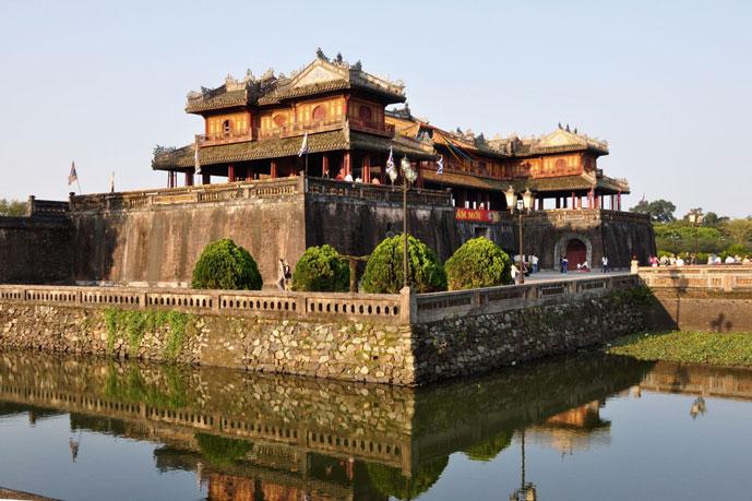 Citadelle, Hue, Vietnam