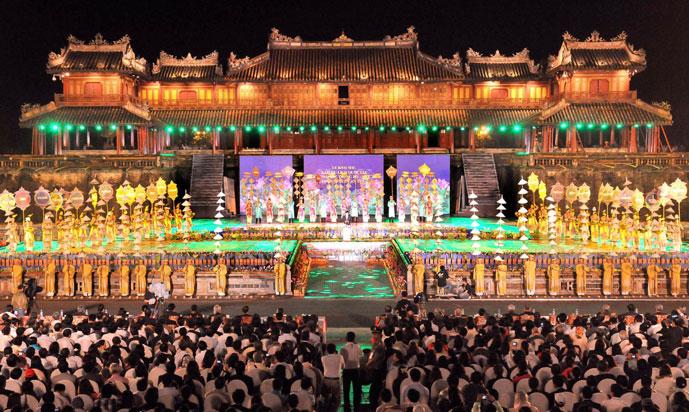 Festival de Hue, Vietnam