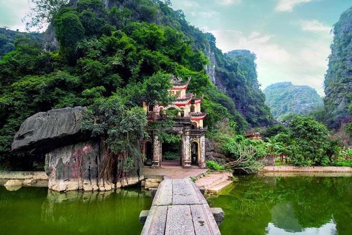 Bich Dong, Ninh Binh, Vietnam