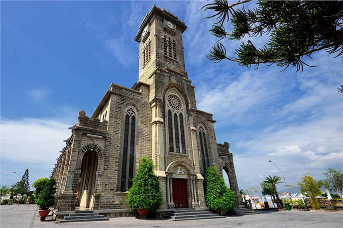 Cathédrale de Nha Trang, Vietnam