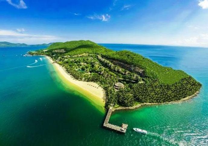 Ile de Mun, Nha Trang, Vietnam