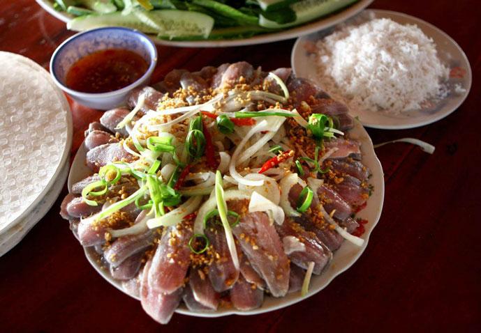 Salade de Hareng, Phu Quoc, Vietnam