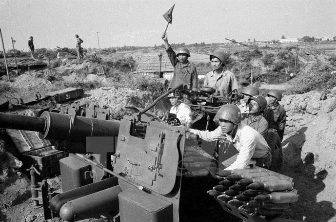 Bataille de Dien Bien Phu, Vietnam