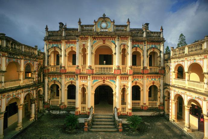 Maison de Hoang A Tuong, Bac Ha, Lao Cai, Vietnam