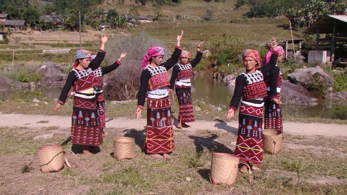 Ethnie Xa Pho, Sapa, Vietnam