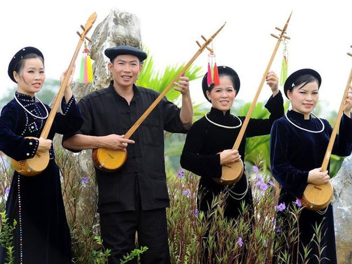 Tay Ethnie, Sapa, Vietnam