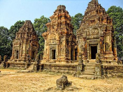Les incontournables d'Angkor 4 Jours