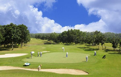 Circuit de Golf en Thaïlande et au Vietnam en 12 jours