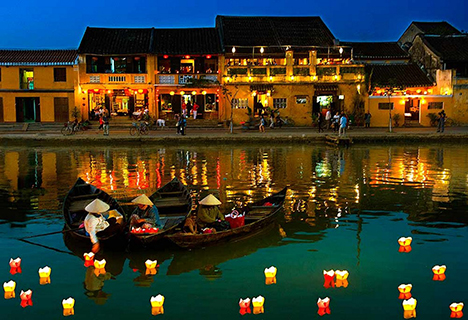 Hoian Ancient Town, Vietnam