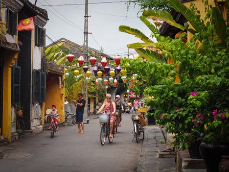 Hoian Ancient Town - Biking Tour