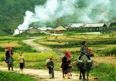 Rencontre des ethnies du Vietnam en 27 jours