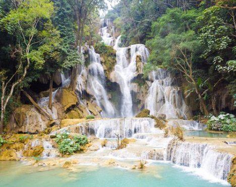 Cascade de Khouang Si