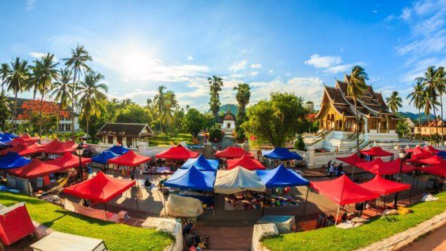 La beauté de Luang Prabang en 6 jours