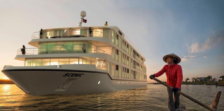Scenic Spirit Cruise – 13 Jours 12 Nuits – Siem Reap – Ho Chi Minh Ville