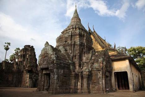 Extension 4 Jours au Cambodge